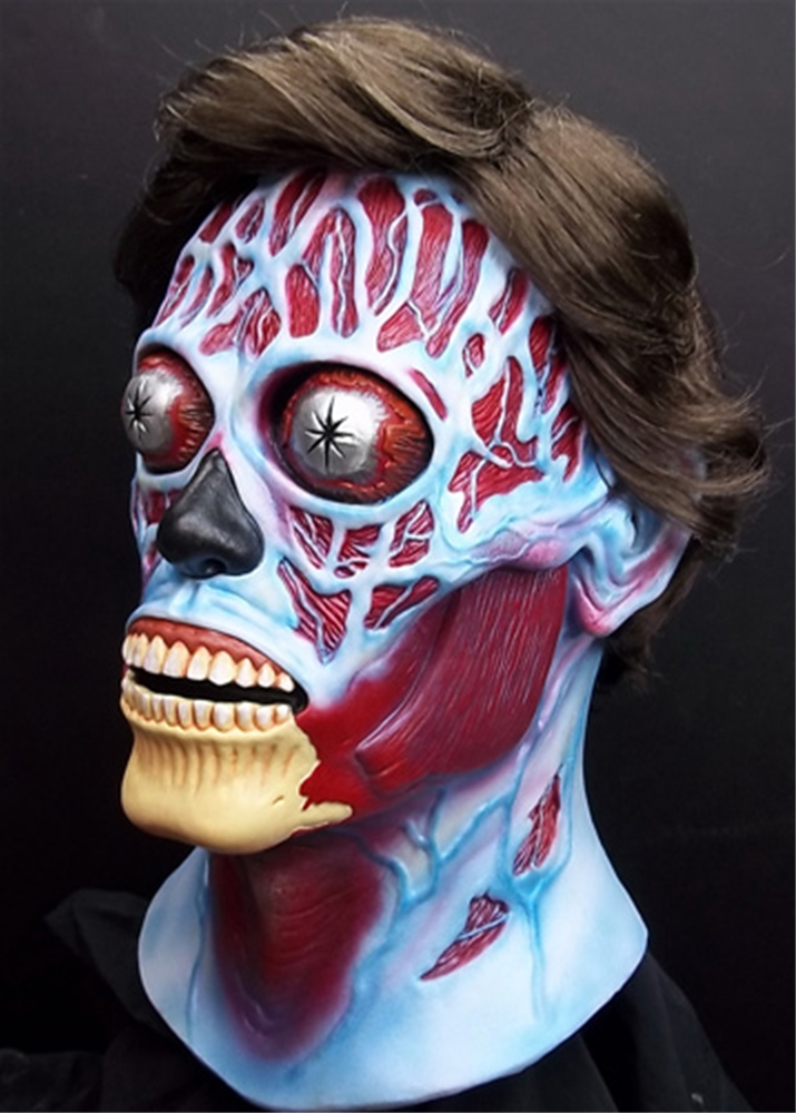 They Live Alien Mask 329717