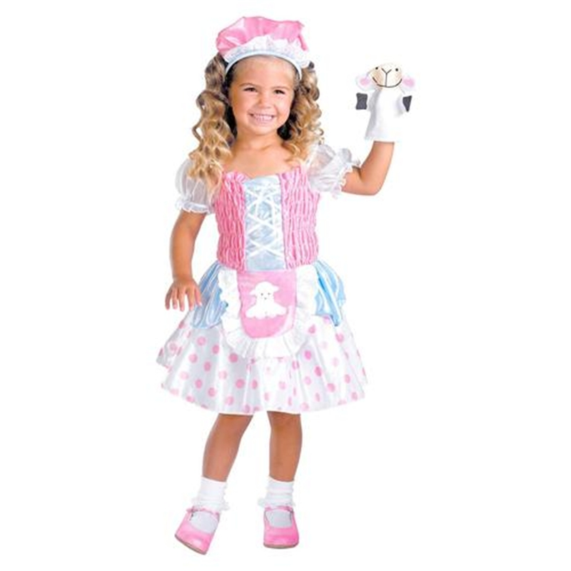 Little bo peep wee rhymes toddler costume